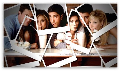friends collage wallpaper - photo #8
