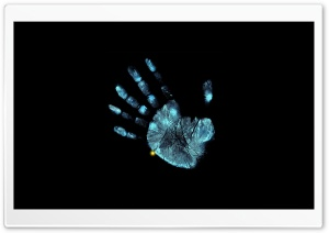 Fringe TV Series   Handprint HD Wide Wallpaper for Widescreen