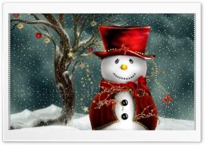 Frosty The Snowman Ultra HD Wallpaper for 4K UHD Widescreen desktop, tablet & smartphone