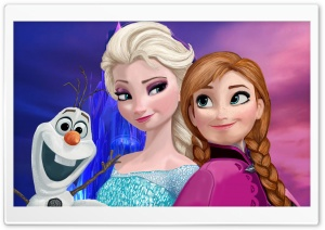 Frozen 2013 Ultra HD Wallpaper for 4K UHD Widescreen desktop, tablet & smartphone