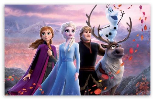 Download Frozen 2 Movie UltraHD Wallpaper
