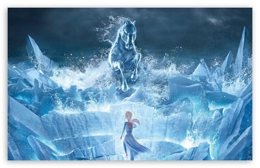 Download Frozen 2 movie Snow Queen UltraHD Wallpaper