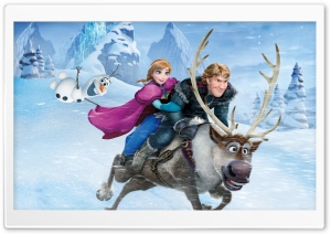 Frozen HD Wide Wallpaper for Widescreen