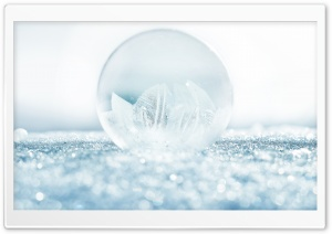 Frozen Bubble, Snow HD Wide Wallpaper for Widescreen