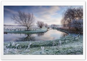 Frozen Landscape HD Wide Wallpaper for Widescreen