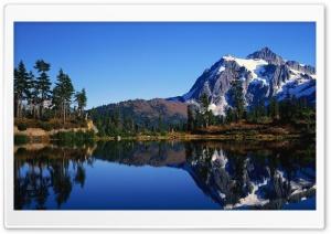 Frozen Mountain HD Wide Wallpaper for Widescreen