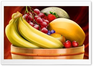 Fruit Ultra HD Wallpaper for 4K UHD Widescreen desktop, tablet & smartphone