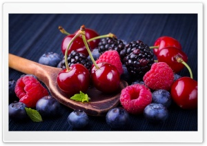 Fruits Ultra HD Wallpaper for 4K UHD Widescreen desktop, tablet & smartphone