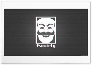 Fsociety Mr.Robot hacking Ultra HD Wallpaper for 4K UHD Widescreen desktop, tablet & smartphone