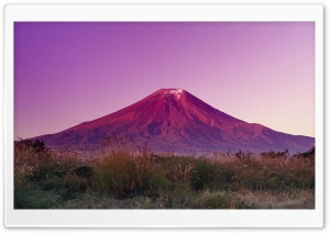 Fuji Mountain, Japan HD Wide Wallpaper for 4K UHD Widescreen desktop & smartphone