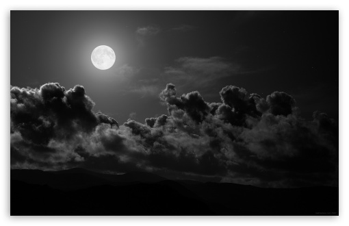 Full Moon HD wallpaper for Standard 4:3 5:4 Fullscreen UXGA XGA SVGA ...