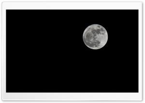 Full Moon HD Wide Wallpaper for Widescreen