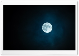 Full Moon HD Wide Wallpaper for 4K UHD Widescreen desktop & smartphone