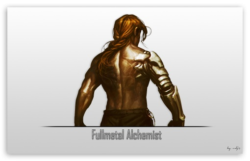 Fullmetal Alchemist HD wallpaper for Wide 16:10 5:3 Widescreen WHXGA WQXGA WUXGA WXGA WGA ; Mobile 5:3 - WGA ;