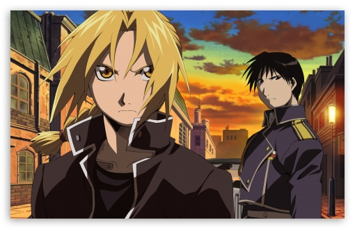 Fullmetal Alchemist HD wallpaper for Wide 16:10 5:3 Widescreen WHXGA WQXGA WUXGA WXGA WGA ; HD 16:9 High Definition WQHD QWXGA 1080p 900p 720p QHD nHD ; Standard 3:2 Fullscreen DVGA HVGA HQVGA devices ( Apple PowerBook G4 iPhone 4 3G 3GS iPod Touch ) ; Mobile 5:3 3:2 16:9 - WGA DVGA HVGA HQVGA devices ( Apple PowerBook G4 iPhone 4 3G 3GS iPod Touch ) WQHD QWXGA 1080p 900p 720p QHD nHD ;