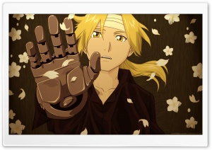 Fullmetal Alchemist   Brotherhood, Edward Elric HD Wide Wallpaper for Widescreen
