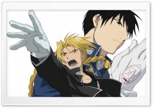 Fullmetal Alchemist HD II HD Wide Wallpaper for Widescreen