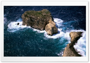 Fungus Rock Gozo HD Wide Wallpaper for Widescreen
