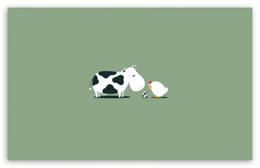 Funny Cow Egg HD wallpaper for Wide 16:10 5:3 Widescreen WHXGA WQXGA WUXGA WXGA WGA ; HD 16:9 High Definition WQHD QWXGA 1080p 900p 720p QHD nHD ; Standard 4:3 5:4 3:2 Fullscreen UXGA XGA SVGA QSXGA SXGA DVGA HVGA HQVGA devices ( Apple PowerBook G4 iPhone 4 3G 3GS iPod Touch ) ; Tablet 1:1 ; iPad 1/2/Mini ; Mobile 4:3 5:3 3:2 16:9 5:4 - UXGA XGA SVGA WGA DVGA HVGA HQVGA devices ( Apple PowerBook G4 iPhone 4 3G 3GS iPod Touch ) WQHD QWXGA 1080p 900p 720p QHD nHD QSXGA SXGA ;