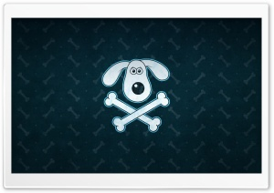 Funny Dog Sign Ultra HD Wallpaper for 4K UHD Widescreen desktop, tablet & smartphone