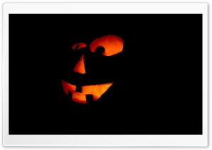 Funny Jack O Lantern HD Wide Wallpaper for 4K UHD Widescreen desktop & smartphone