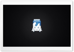Funny Milk Carton HD Wide Wallpaper for Widescreen