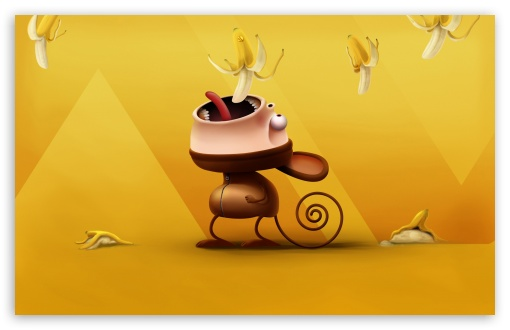 Funny Monkey Eating Bananas ❤ 4K UHD Wallpaper for Wide 16:10 5:3 Widescreen WHXGA WQXGA WUXGA WXGA WGA ; 4K UHD 16:9 Ultra High Definition 2160p 1440p 1080p 900p 720p ; Standard 4:3 5:4 3:2 Fullscreen UXGA XGA SVGA QSXGA SXGA DVGA HVGA HQVGA ( Apple PowerBook G4 iPhone 4 3G 3GS iPod Touch ) ; Tablet 1:1 ; iPad 1/2/Mini ; Mobile 4:3 5:3 3:2 16:9 5:4 - UXGA XGA SVGA WGA DVGA HVGA HQVGA ( Apple PowerBook G4 iPhone 4 3G 3GS iPod Touch ) 2160p 1440p 1080p 900p 720p QSXGA SXGA ;