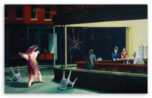 Funny Nighthawks HD wallpaper for Wide 16:10 5:3 Widescreen WHXGA WQXGA WUXGA WXGA WGA ; HD 16:9 High Definition WQHD QWXGA 1080p 900p 720p QHD nHD ; Standard 4:3 5:4 3:2 Fullscreen UXGA XGA SVGA QSXGA SXGA DVGA HVGA HQVGA devices ( Apple PowerBook G4 iPhone 4 3G 3GS iPod Touch ) ; Tablet 1:1 ; iPad 1/2/Mini ; Mobile 4:3 5:3 3:2 16:9 5:4 - UXGA XGA SVGA WGA DVGA HVGA HQVGA devices ( Apple PowerBook G4 iPhone 4 3G 3GS iPod Touch ) WQHD QWXGA 1080p 900p 720p QHD nHD QSXGA SXGA ;