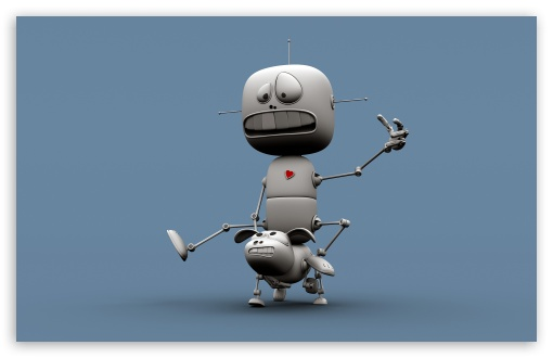 Funny Robots HD wallpaper for Wide 16:10 5:3 Widescreen WHXGA WQXGA WUXGA WXGA WGA ; HD 16:9 High Definition WQHD QWXGA 1080p 900p 720p QHD nHD ; Standard 4:3 5:4 3:2 Fullscreen UXGA XGA SVGA QSXGA SXGA DVGA HVGA HQVGA devices ( Apple PowerBook G4 iPhone 4 3G 3GS iPod Touch ) ; Tablet 1:1 ; iPad 1/2/Mini ; Mobile 4:3 5:3 3:2 16:9 5:4 - UXGA XGA SVGA WGA DVGA HVGA HQVGA devices ( Apple PowerBook G4 iPhone 4 3G 3GS iPod Touch ) WQHD QWXGA 1080p 900p 720p QHD nHD QSXGA SXGA ;