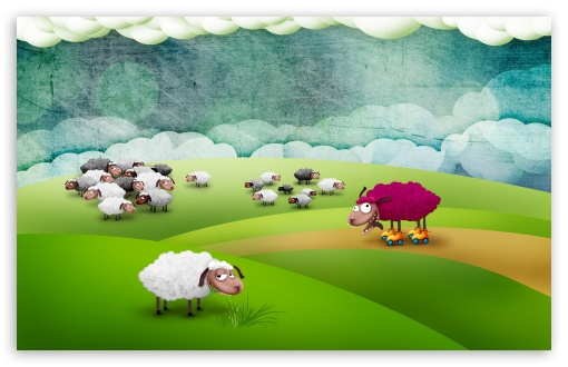 Funny Sheeps HD wallpaper for Wide 16:10 5:3 Widescreen WHXGA WQXGA WUXGA WXGA WGA ; HD 16:9 High Definition WQHD QWXGA 1080p 900p 720p QHD nHD ; Standard 4:3 5:4 3:2 Fullscreen UXGA XGA SVGA QSXGA SXGA DVGA HVGA HQVGA devices ( Apple PowerBook G4 iPhone 4 3G 3GS iPod Touch ) ; iPad 1/2/Mini ; Mobile 4:3 5:3 3:2 16:9 5:4 - UXGA XGA SVGA WGA DVGA HVGA HQVGA devices ( Apple PowerBook G4 iPhone 4 3G 3GS iPod Touch ) WQHD QWXGA 1080p 900p 720p QHD nHD QSXGA SXGA ; Dual 5:3 16:9 4:3 5:4 WGA WQHD QWXGA 1080p 900p 720p QHD nHD UXGA XGA SVGA QSXGA SXGA ;