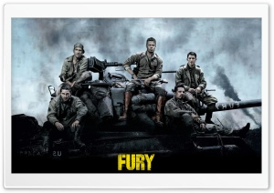 Fury HD Wide Wallpaper for Widescreen