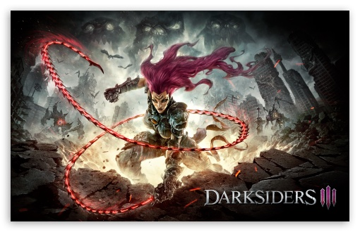 Fury DarkSiders III 3 ❤ 4K UHD Wallpaper for Wide 16:10 5:3 Widescreen WHXGA WQXGA WUXGA WXGA WGA ; 4K UHD 16:9 Ultra High Definition 2160p 1440p 1080p 900p 720p ; UHD 16:9 2160p 1440p 1080p 900p 720p ; Standard 4:3 3:2 Fullscreen UXGA XGA SVGA DVGA HVGA HQVGA ( Apple PowerBook G4 iPhone 4 3G 3GS iPod Touch ) ; iPad 1/2/Mini ; Mobile 4:3 5:3 3:2 16:9 - UXGA XGA SVGA WGA DVGA HVGA HQVGA ( Apple PowerBook G4 iPhone 4 3G 3GS iPod Touch ) 2160p 1440p 1080p 900p 720p ;