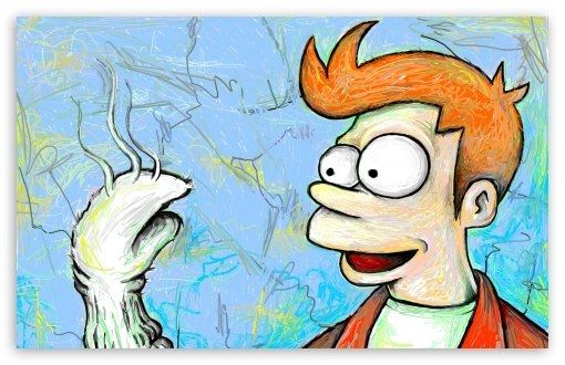 Futurama Fry HD wallpaper for Wide 16:10 5:3 Widescreen WHXGA WQXGA WUXGA WXGA WGA ; HD 16:9 High Definition WQHD QWXGA 1080p 900p 720p QHD nHD ; Standard 4:3 3:2 Fullscreen UXGA XGA SVGA DVGA HVGA HQVGA devices ( Apple PowerBook G4 iPhone 4 3G 3GS iPod Touch ) ; iPad 1/2/Mini ; Mobile 4:3 5:3 3:2 16:9 - UXGA XGA SVGA WGA DVGA HVGA HQVGA devices ( Apple PowerBook G4 iPhone 4 3G 3GS iPod Touch ) WQHD QWXGA 1080p 900p 720p QHD nHD ;
