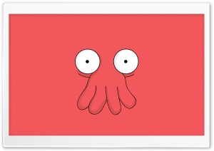 Futurama Zoidberg HD Wide Wallpaper for 4K UHD Widescreen desktop & smartphone