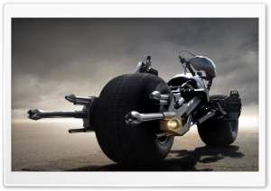 Futuristic Motorcycle HD Wide Wallpaper for Widescreen