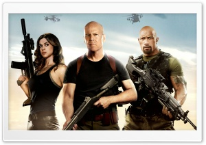 G.I. Joe 2 (2013) HD Wide Wallpaper for Widescreen