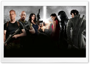 G.I. Joe Retaliation (2013) HD Wide Wallpaper for Widescreen