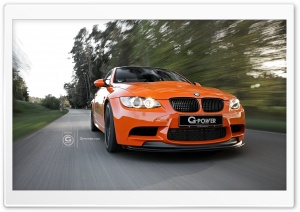 G-POWER M3 GTS Supercharged HD Wide Wallpaper for Widescreen