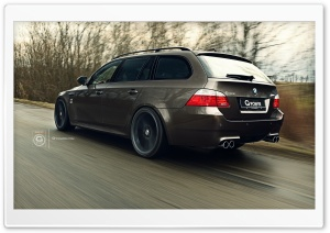 G-POWER M5 HURRICANE RS TOURING HD Wide Wallpaper for Widescreen