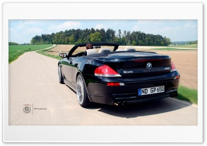G-POWER M6 Convertible HD Wide Wallpaper for Widescreen
