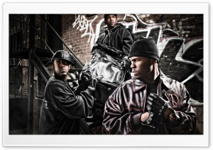 G Unit HD Wide Wallpaper for Widescreen