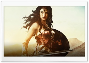 Gal Gadot, Wonder Woman HD Wide Wallpaper for 4K UHD Widescreen desktop & smartphone