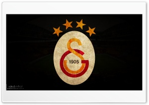 Galatasaray 2015 4K by Yakub Nihat HD Wide Wallpaper for Widescreen