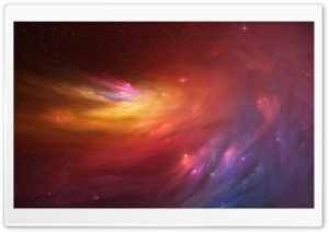 Galaxy HD Wide Wallpaper for Widescreen