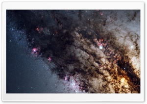 Galaxy Cloud HD Wide Wallpaper for Widescreen