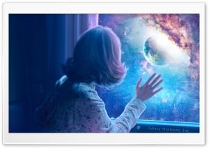 Galaxy Horizons Ultra HD Wallpaper for 4K UHD Widescreen desktop, tablet & smartphone