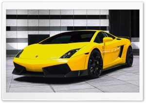 Gallardo GT600 Spyder HD Wide Wallpaper for Widescreen