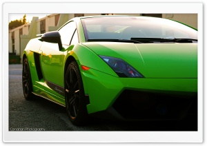 Gallardo Superleggera HD Wide Wallpaper for Widescreen