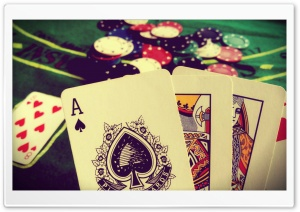 Gambling HD Wide Wallpaper for Widescreen
