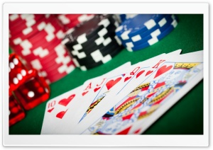 Gambling Games HD Wide Wallpaper for 4K UHD Widescreen desktop & smartphone
